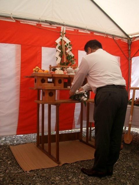 【京都】ホテルプロジェクト 地鎮祭を行いました。