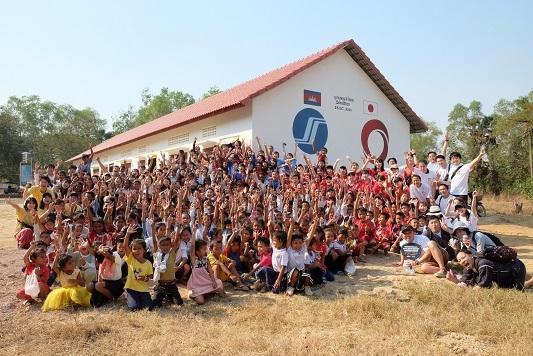 カンボジア花火大会プロジェクト